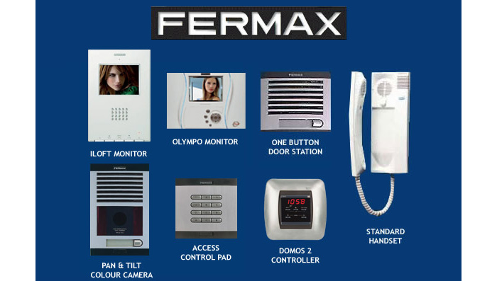 Fermax-Multi-User-Intercom
