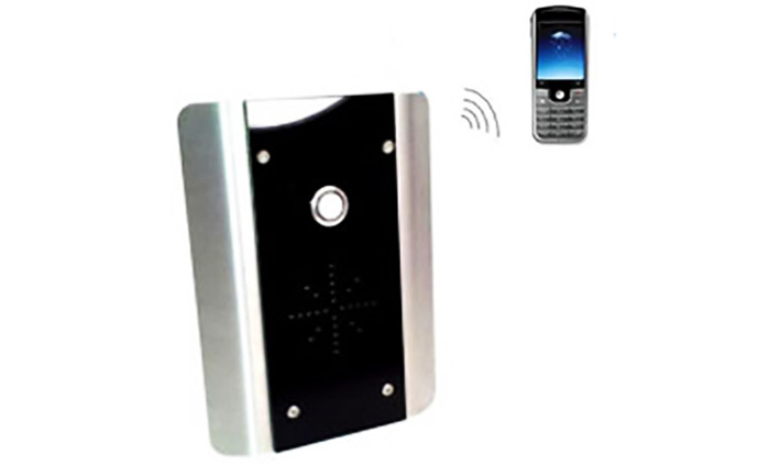 LED-Illuminates-Intercom