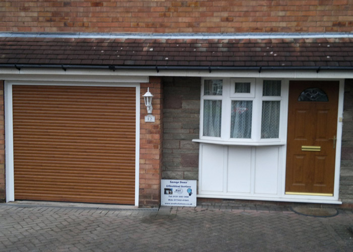 golden-oak-roller-garage-doors